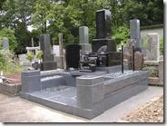 和型墓石 (13)