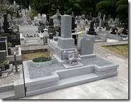 和型墓石 (2)