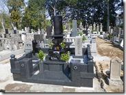 和型墓石 (3)