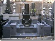 和型墓石 (6)