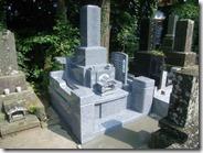 和型墓石 (7)