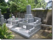 和型墓石 (9)