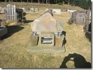 伊東市 天城霊園 芝生墓所 石井石材 墓石完成事例 (6)