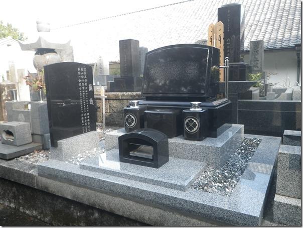 伊豆伊東市のお墓の完成事例石井石材1