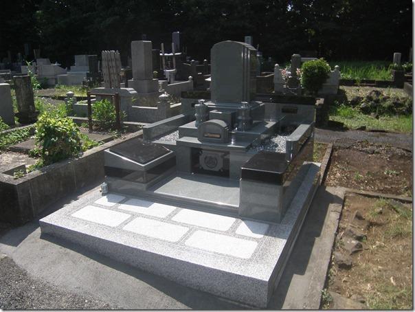 伊東市東伊豆石井石材お墓の完成事例1