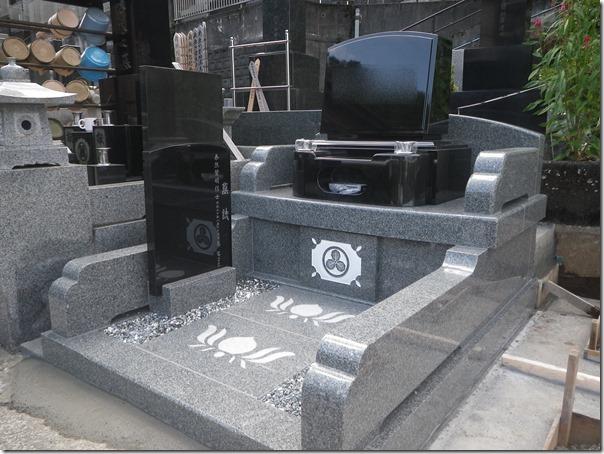 静岡伊東市東伊豆天城霊園お墓の石井石材完成事例2