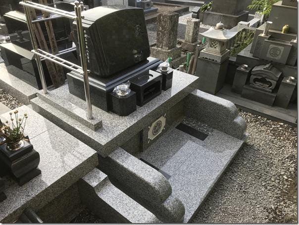 静岡伊東市東伊豆天城霊園お墓の石井石材完成事例3