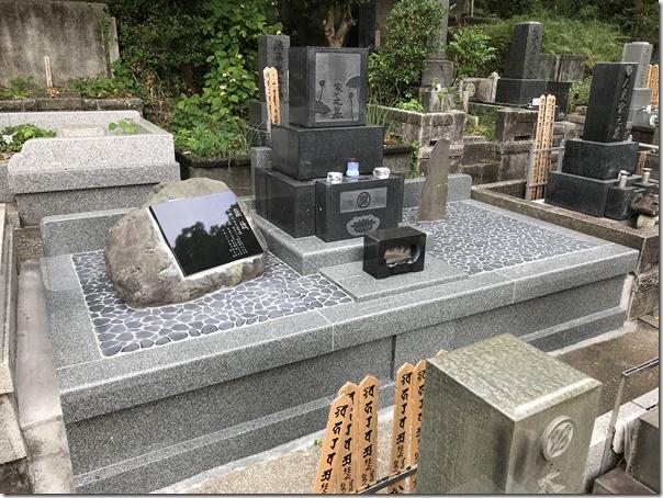静岡伊東市東伊豆河津石井石材お墓の完成事例1