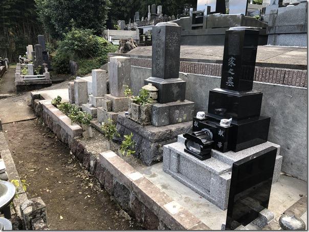 静岡でお墓のリフォーム補修のことなら伊豆伊東の石井石材へ2