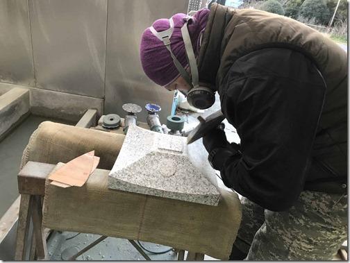 お墓のリフォーム補修は伊豆伊東市の石井石材へ1