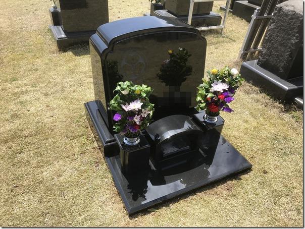 天城霊園芝生墓地での建墓は伊豆伊東の石井石材へ1