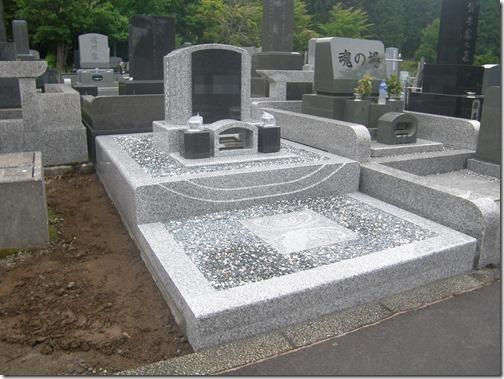 天城霊園普通墓所一般墓所のことなら伊豆伊東の石井石材へ4