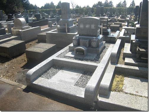 天城霊園普通墓所一般墓所のことなら伊豆伊東の石井石材へ2