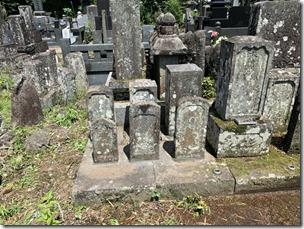 墓所の修理や災害復旧なら静岡伊豆伊東の石井石材へ (2)