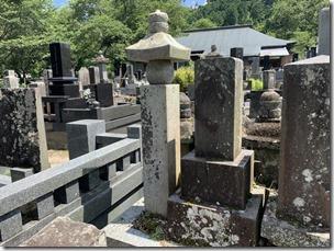 墓所の修理や災害復旧なら静岡伊豆伊東の石井石材へ (3)