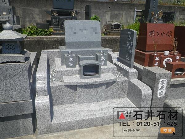 白みかげ石でお墓をつくるなら静岡伊豆伊東の石井石材へ3