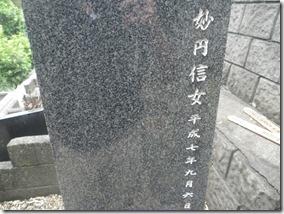 お墓のクリーニング清掃なら静岡伊豆伊東の石井石材まで (4)