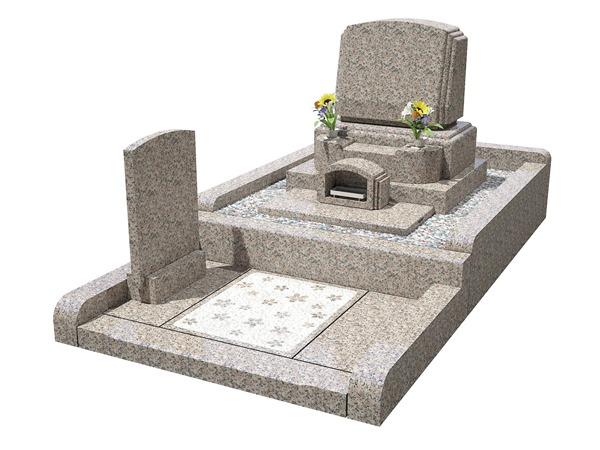 国産みかげ石御影石万成石でお墓をつくるなら伊豆伊東河津の石井石材にお任せください1