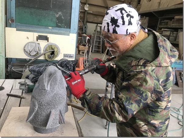 モニュメントや彫刻なら伊豆伊東河津の石井石材 (1)