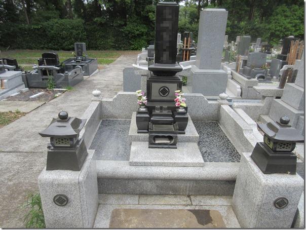 お墓の雑草対策は伊豆伊東河津の石井石材まで (2)