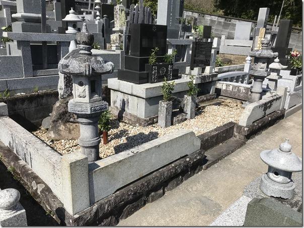 墓地墓石のリフォームは伊豆伊東河津のお墓専門店石井石材へ3