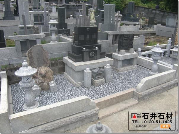 墓地墓石のリフォームは伊豆伊東河津のお墓専門店石井石材へ4