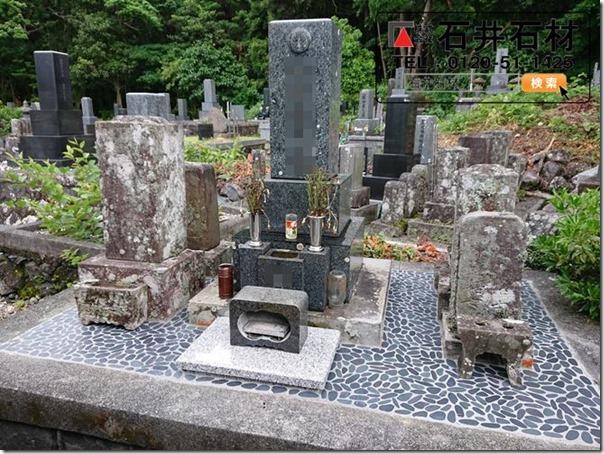 墓地墓石のリフォームは伊豆伊東河津のお墓専門店石井石材へ6