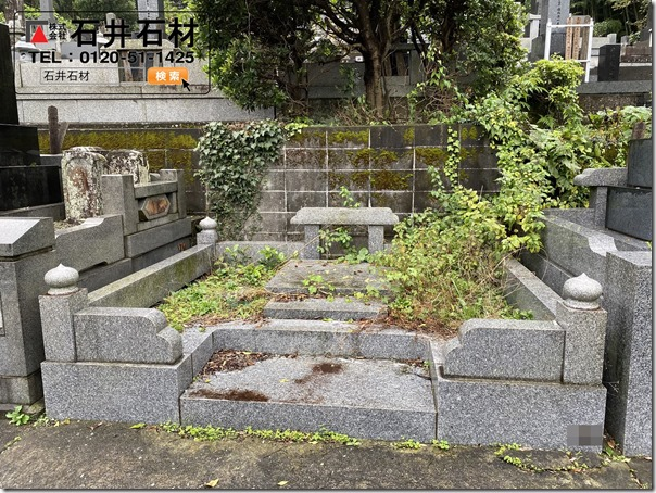石碑工事は伊東伊豆河津静岡の石井石材へ (4)