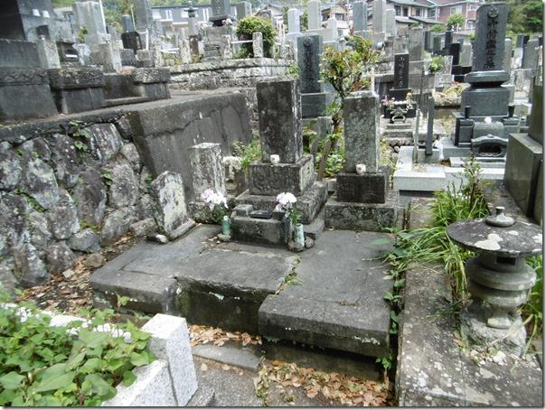墓地墓石のリノベーションは伊豆静岡伊東河津の石井石材へ2